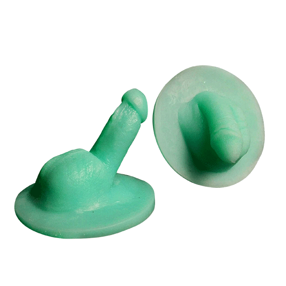 Penis kit- Flaccid and erect- Circumcised- Model 2- Silicone